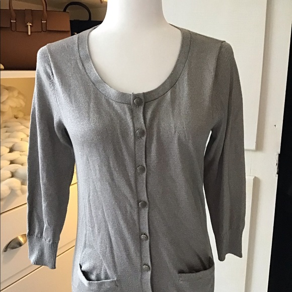 Button up Cardigan by Banana Republic